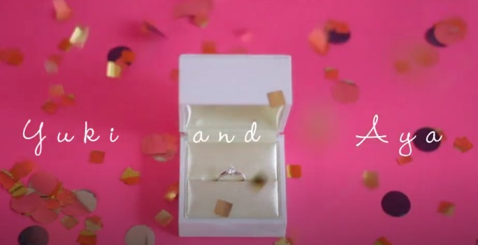 エンゲージリング【婚約指輪】