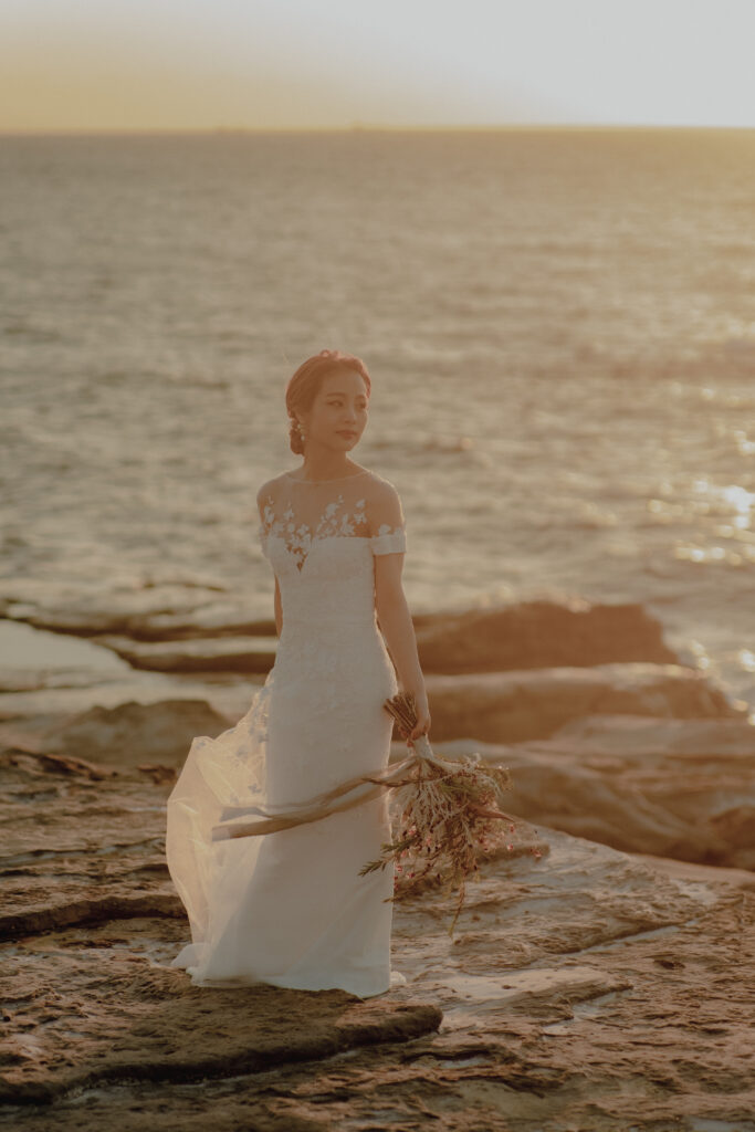 ウェディングフォト(結婚式前撮り)おすすめ撮影スポット/千畳敷(和歌山県)